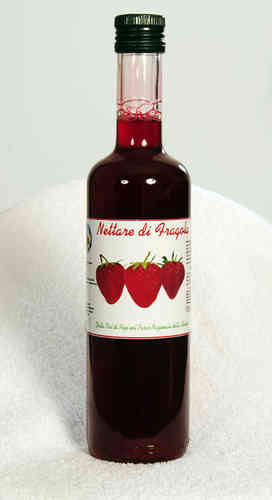 Sciroppo di Fragola 500ml