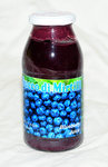 Blueberry Juice no sugar