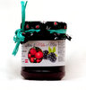 Apples and blackberries jam