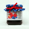 Strawberries and blueberries Jam